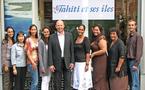Tahiti fait campagne à Paris