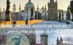 Step Travel : offre spéciale AGV pour 3 jours/2 nuits à Prague