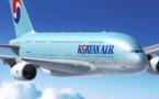 Korean Air : vols Séoul-Delhi dès le 1er décembre 2016