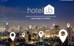 Hotelub : l'application pour les professionnels en déplacement lancée en France