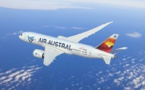 Air Austral : reprise des vols directs La Réunion - Bangkok