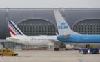 Air France - KLM : le trafic (PKT) a progressé de + 1,5% en octobre