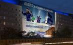 Odalys : une affiche de 655 m² sur le périphérique parisien jusqu'à fin novembre 2016