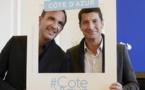 Côte d'Azur : le CRT récompense Nikos Aliagas pour son soutien sur Twitter