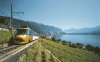 Les trains premium du Swiss Travel System