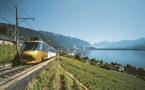 Les trains premium du Swiss Travel System