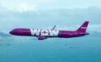 WOW air augmente ses vols vers Montréal et Toronto en 2017