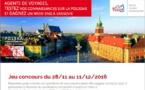 La Pologne fait gagner un week-end à Varsovie aux agents de voyages