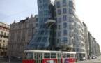Frank Gehry : un hôtel dans la maison dansante de Prague