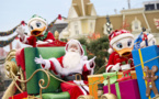 Disneyland Paris célèbre Noël tous les jours jusqu'au 8 janvier 2017