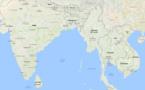 Vietnam, Inde : de fortes pluies et vent violent attendus