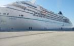 Tunis : nouvelle escale d'un navire de croisières au Port de la Goulette