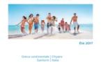 Héliades édite une brochure dédiée à son offre Clubs