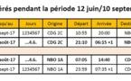 Eté 2017 : Kenya Airways ajoute 2 vols par semaine entre Paris CDG et Nairobi