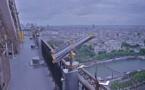 La Tour Eiffel fermée en raison d'une grève de son personnel