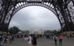 Paris : 3e journée de grève à la Tour Eiffel ce jeudi 15 décembre 2016