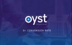 Oyst, le paiement en 1 clic multiplie le taux de conversion