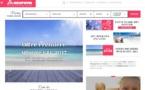 Un nouveau site Internet pour Azureva