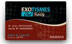 Exotismes: nouvelle carte Exotismes Club Fidelity pour les agents de voyages