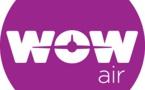 WOW Air relance son vol Lyon-Reykjavík pour l'été 2017