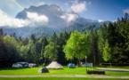 Campings : chiffre d'affaires des exploitants français en hausse de 2 % en 2016