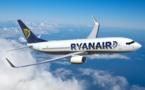 Ryanair propose un service annuel d'assurance multi-voyages