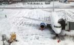 Nord-Est de USA : encore des centaines de vols annulés à cause de la neige