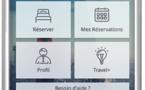 "Voyage d'affaires : HCorpo ajoute l'option ""check in/check out"" à son appli mobile"