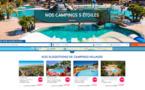 Hôtellerie de plein air : le site Internet d'Homair Vacances fait peau neuve