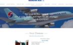 Korean Air lance un site dédié aux agences de voyages