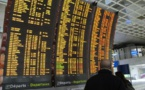 Grève contrôleurs aériens : nouvelle vague d'annulations de vols mardi 7 mars 2017