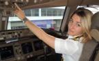 """III. Air France : """"Pour une femme, un cockpit mixte c'est... un cockpit ordinaire !"""""""