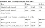 Russie : Turkish Airlines ouvre Voronej et Samara