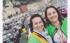 Rallye des Gazelles : départ de Nice pour Armelle et Caroline de l'équipe Transavia TourMaG.com !