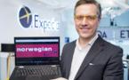 Norwegian signe un partenariat avec Expedia
