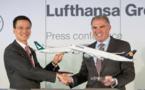 Cathay Pacific en code-share avec les compagnies du groupe Lufthansa