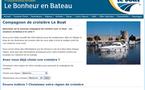 Croisière fluviale : Le Boat fait le plein de nouveautés en 2008
