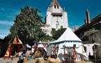 """La cité médiévale de Provins célèbre la 34e édition de son festival """"Médiévales"""""""
