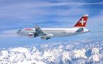 Swiss : capacités en hausse et taux d'occupation stable en 2008
