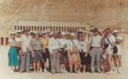 Entre galères et entraide... mémoires d'un guide accompagnateur en Egypte