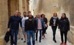 Héliades emmène les groupistes à Malte
