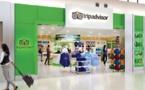 TripAdvisor ouvre sa boutique dans un aéroport