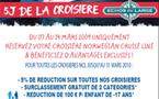 Echos du Large relance son opération les ''5J de la Croisière''