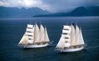 Star Clippers : les 3 voiliers en Méditerranée pour l'été 2010