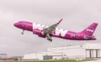 WOW Air reçoit son premier Airbus A320neo
