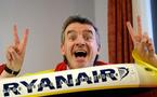 Ryanair : enregistrement 100% en ligne dès octobre 2009