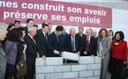 Cannes : 1ère pierre pour l'extension du Palais des festivals