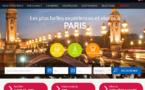 ParisCityVision met en ligne un nouveau site Internet