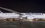 Air France : le B787 mis en service entre Paris et Montréal