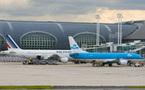 Air France-KLM : chute de 9,4% du trafic en mars